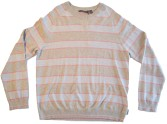 Ted Baker Stripe Crew Neck Jumper