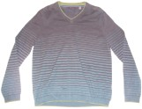 Ted Baker V Neck Cotton Jumper