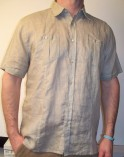 Ted Baker Linen Two Pocket Shirt